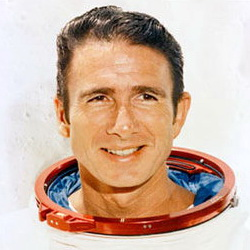 James Irwin, Apollo 15 astronaut
