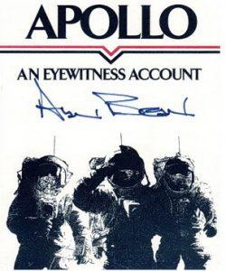 Alan Bean autograph