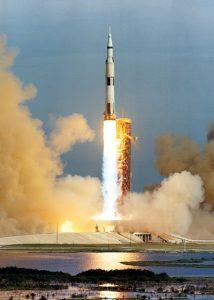Apollo 15 launch July 26, 1971