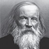 Dmitri Mendeleev, 1834-1907