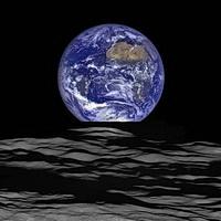 Earthrise 2015 LRO