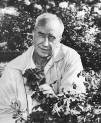 Walter Lammerts, botanist
