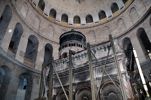 Edicule 2006, Church of the Holy Sepulcher