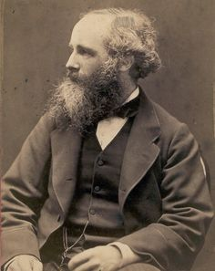 James Clerk Maxwell, 1831 - 1879