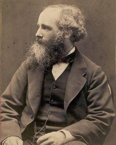 James Clerk Maxwell, 1831 - 1879