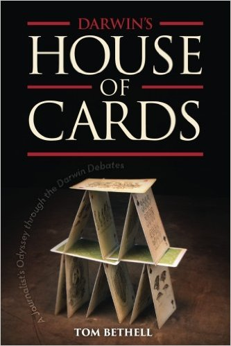 Tom Bethell, Darwin's House of Cards (2017)