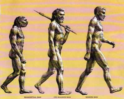 """F. Clark Howell, """"Early Man"""" book, Time-Life Young Readers Edition, 1968, p. 33"""