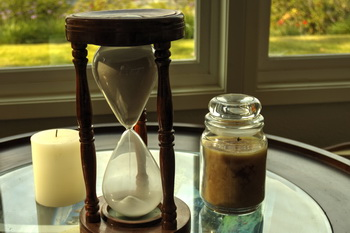 Buy SuLiao Hourglass Sand Timer Lamp: 7 Color Changing & Warm Light for.