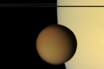After Cassini, Titan Still a Problem for Long Ages | CEH
